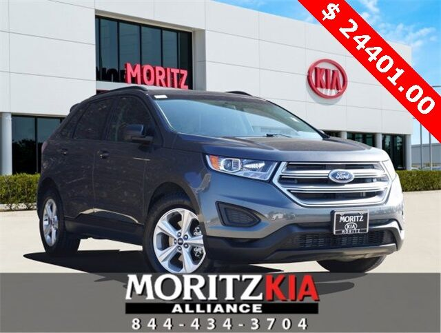 2018 Ford Edge SE Fort Worth TX