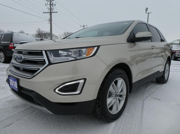 2018 Ford Edge SEL | Navigation | Heated Seats | Remote Start Essex ON