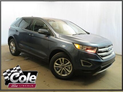 2018_Ford_Edge_SEL AWD_ Southwest MI