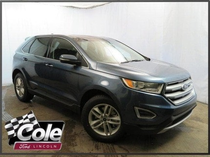 2018_Ford_Edge_SEL AWD_ Southwest MI