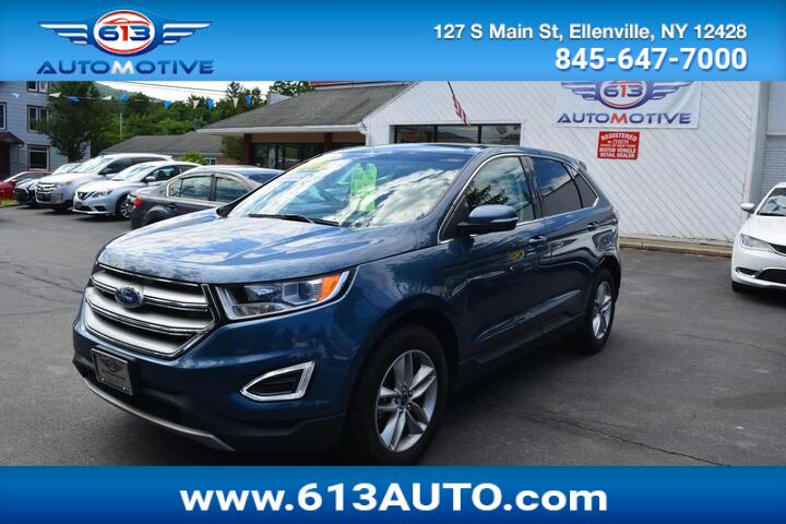 2018 Ford Edge SEL AWD Ulster County NY