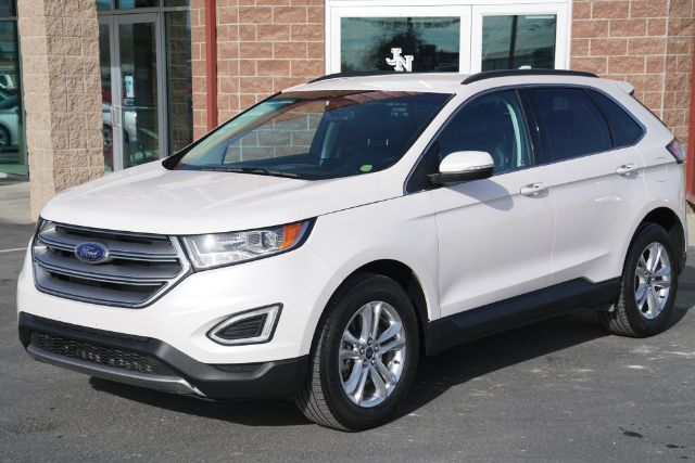2018 Ford Edge SEL AWD Huntington UT