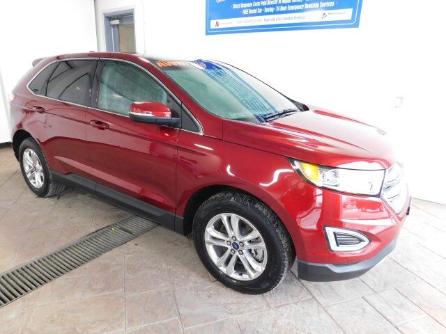 2018 Ford Edge SEL *AWD* LEATHER NAVI SUNROOF Listowel ON
