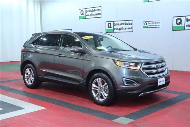 2018 Ford Edge SEL AWD Quincy MA