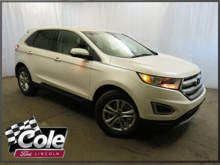 2018_Ford_Edge_SEL AWD_ Coldwater MI