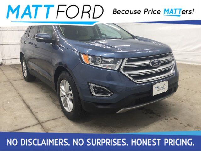 2018 Ford Edge SEL Kansas City MO
