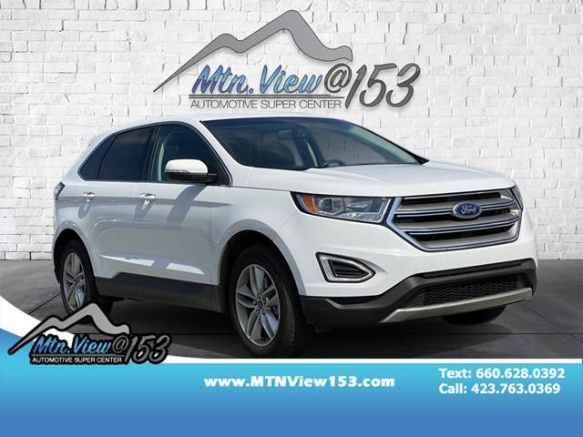 2018 Ford Edge SEL Chattanooga TN