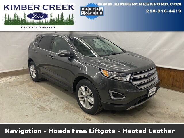 2018 Ford Edge SEL FWD Pine River MN