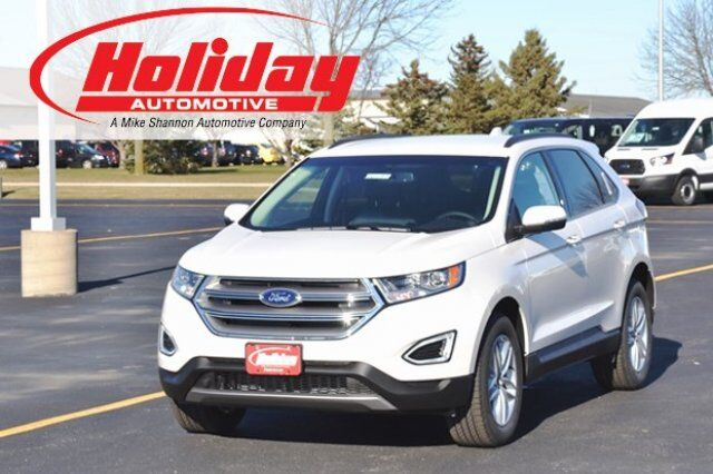 vehicle details 2018 ford edge at holiday automotive fond du lac holiday automotive. Black Bedroom Furniture Sets. Home Design Ideas