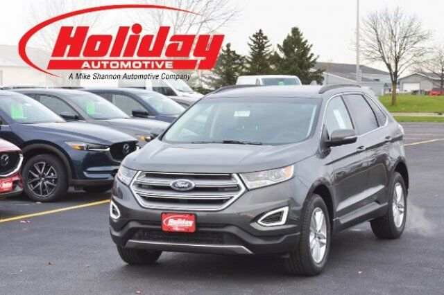 Vehicle Details 2018 Ford Edge At Holiday Automotive