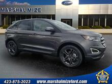 2018_Ford_Edge_SEL_ Chattanooga TN