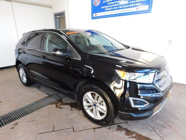 2018 Ford Edge SEL LEATHER NAVI SUNROOF Listowel ON