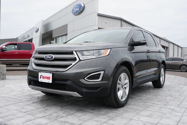 2018 Ford Edge SEL Mission TX