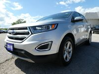 2018 Ford Edge SEL Navigation Heated Seats Panoramic Roof
