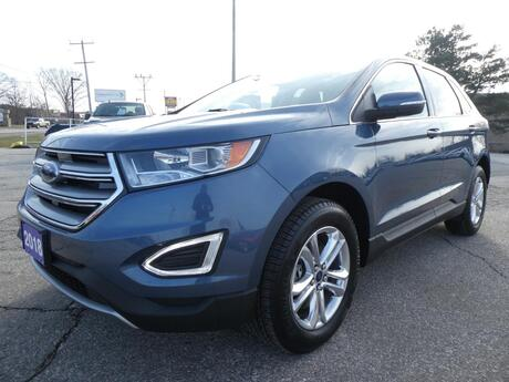 2018 Ford Edge SEL Navigation Heated Seats Remote Start Essex ON