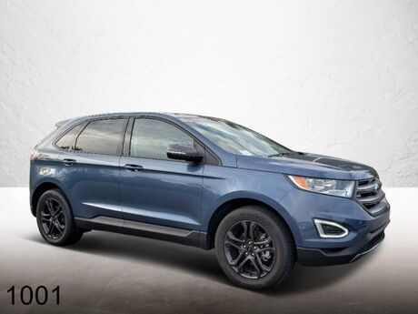 2018 Ford Edge SEL Ocala FL