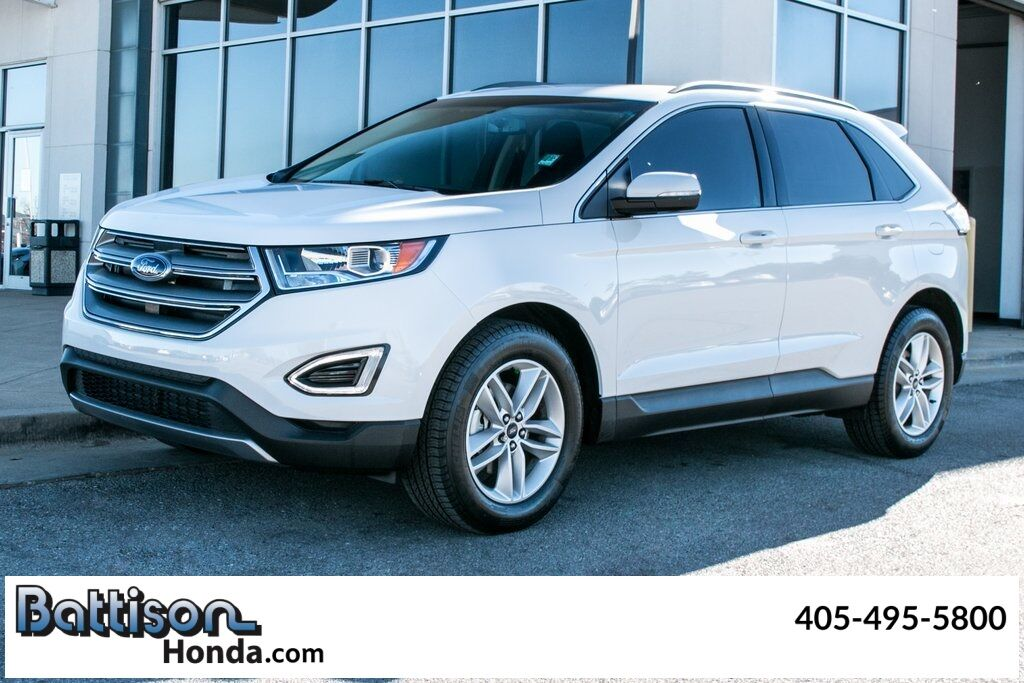 2018_Ford_Edge_SEL_ Oklahoma City OK