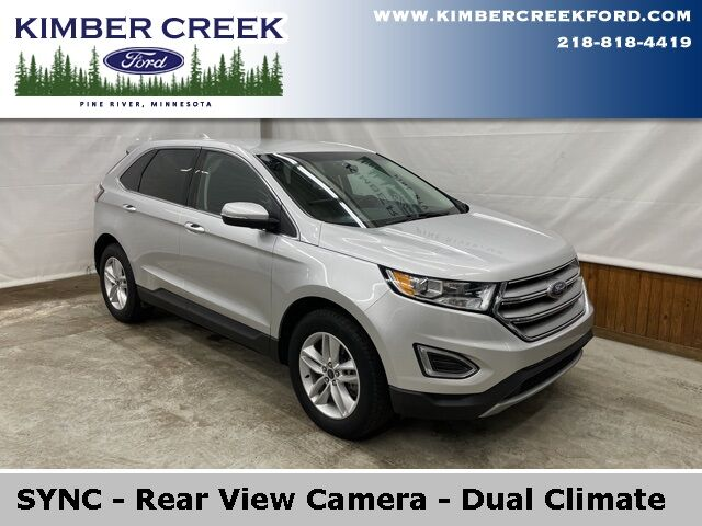 2018 Ford Edge SEL Pine River MN
