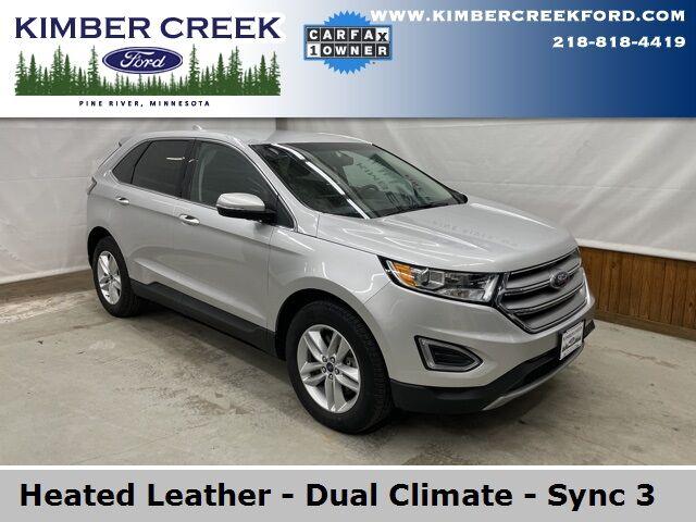 2018 Ford Edge SEL Pine River MN