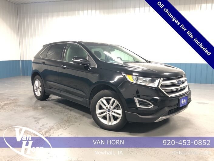 2018 Ford Edge SEL Plymouth WI