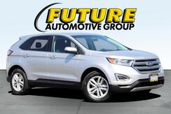2018_Ford_Edge_SEL_ Roseville CA