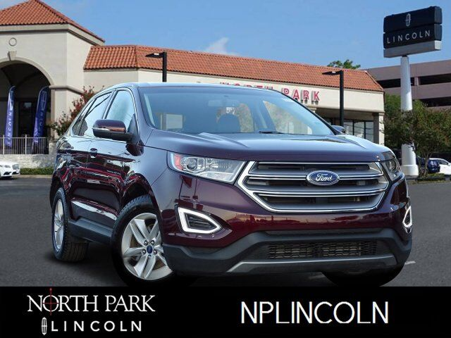 2018 Ford Edge SEL San Antonio TX