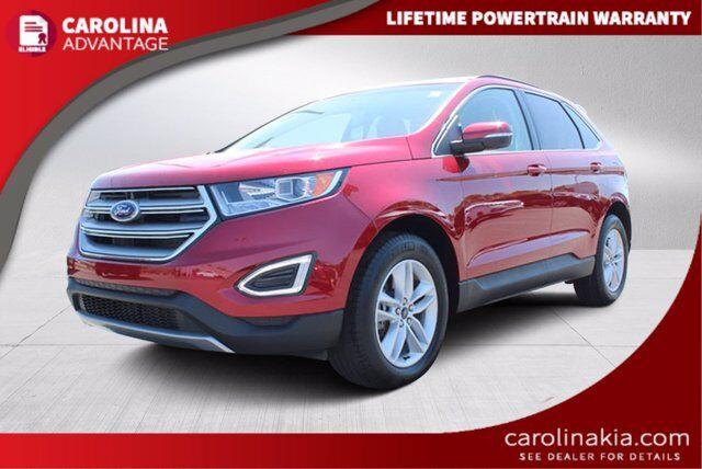 2018 Ford Edge SEL Wilkesboro NC