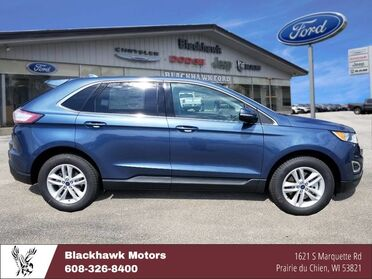 2018_Ford_Edge_SEL awd_ Decorah IA