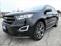2018 Ford Edge Sport | Blind Spot Detection | Cooled Seats | Panoramic Roof