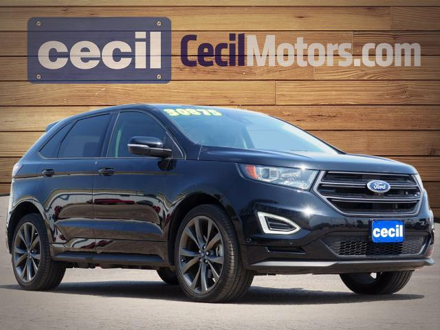 2018 Ford Edge Sport  TX