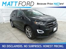 2018_Ford_Edge_Sport AWD_ Kansas City MO