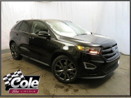 2018_Ford_Edge_Sport AWD_ Coldwater MI