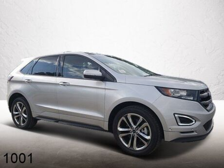 2018 Ford Edge Sport Belleview FL