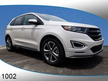 2018_Ford_Edge_Sport_ Belleview FL