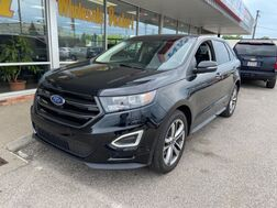 2018_Ford_Edge_Sport_ Cleveland OH