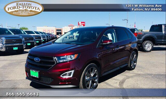 2018 Ford Edge Sport Fallon NV