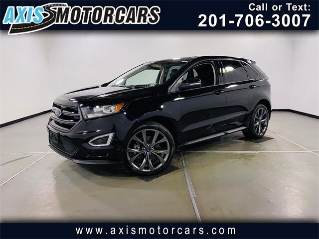 2018 Ford Edge Sport Jersey City NJ