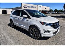 2018_Ford_Edge_Sport_ Pampa TX