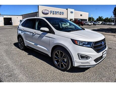 2018 Ford Edge Sport Pampa TX