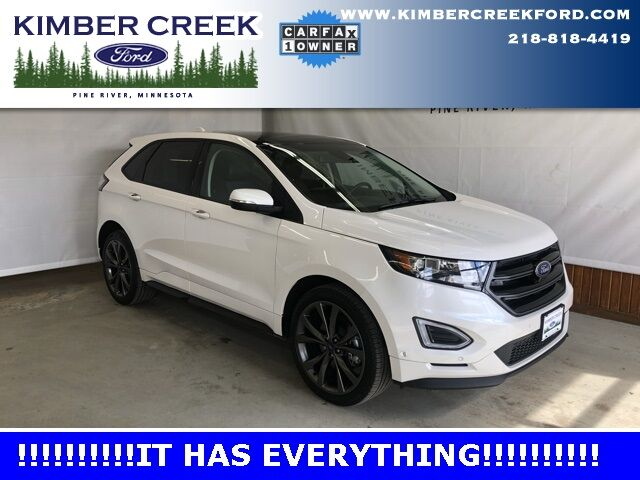 2018 Ford Edge Sport Pine River MN