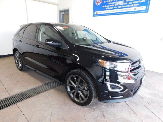 2018 Ford Edge Sport SUNROOF NAVI Listowel ON