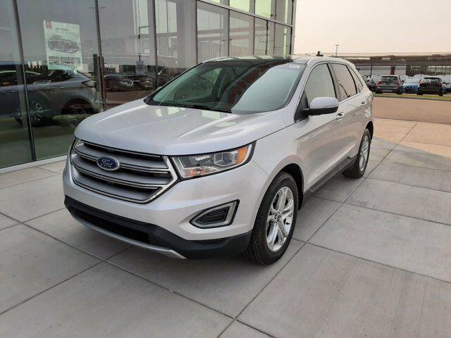 2018 Ford Edge TITANIUM | AWD | LEATHER | ***LOW KM*** Calgary AB