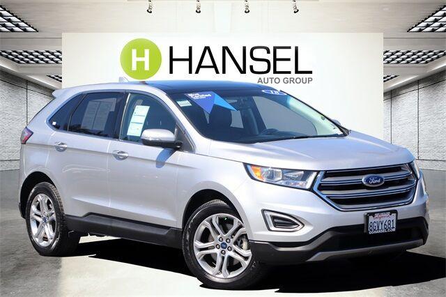 2018 Ford Edge Titanium Santa Rosa CA
