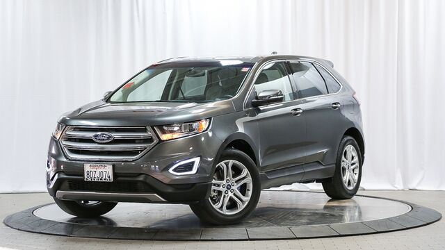 2018 Ford Edge Titanium AWD Rocklin CA
