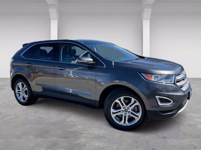 2018 Ford Edge Titanium AWD Westborough MA