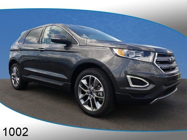 2018 Ford Edge Titanium Belleview FL