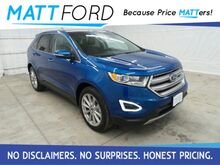 2018_Ford_Edge_Titanium_ Kansas City MO