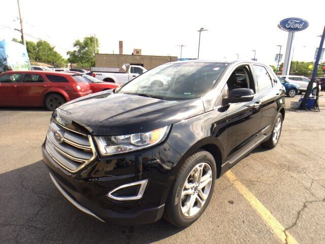 2018 Ford Edge Titanium Chicago IL
