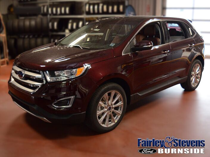 2018 Ford Edge Titanium Dartmouth NS