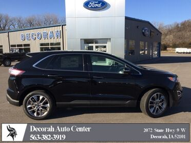 2018_Ford_Edge_Titanium_ Decorah IA